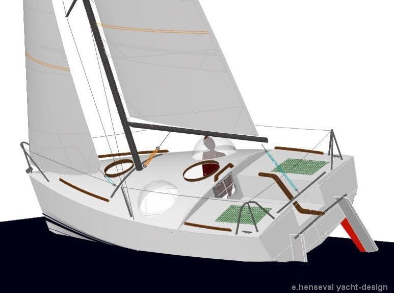 Re: Process of choosing a new build trailer sailer design...29 months ...